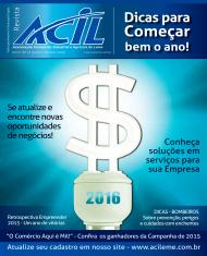 Edição 22 - Janeiro/Fevereiro de 2016