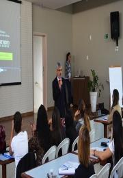 Membros do OS iniciam convites para a população comparecer na palestra magna e lançamento do Observatório Social