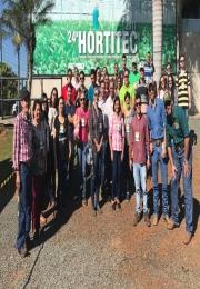 Empresários do setor rural visitam a 24ª Hortitec com o apoio da Acil