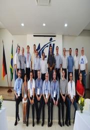 Visita de Alemães a Leme fortalece oportunidades e parcerias com mercado externo