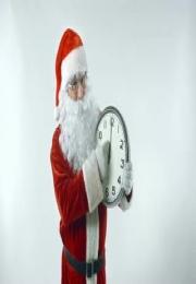 Comércio ficará aberto até as 15h, no domingo, véspera de Natal