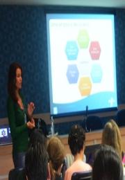 Palestra demonstrou como criar e manter uma equipe motivada e comprometida
