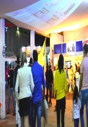 Visite a Área de Exposição da Festa do Peão de Leme 2014, confira novidades e participe de promoções e sorteios