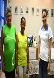 Acil doa produtos arrecadados em seus eventos à Guarda Mirim, Grupo Espírita Fraternidade de Leme e Recicla Leme