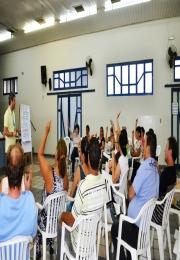 Grupo de Artesãos de Leme participa do curso Aprender a Empreender