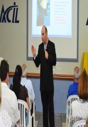 Palestra ensina participantes como maximizar o potencial humano