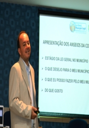 MÊS DO EMPREENDEDOR 2014 - Sebrae orientou empresários sobre a Lei Geral e importância da Inovação