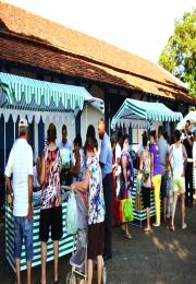 Feira com Produtores Rurais de Leme é inaugurada e recebe grande aceitação do público