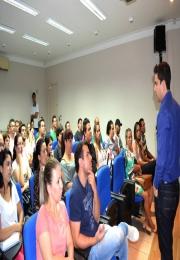 Palestra apresenta conceitos e importância da constituição de uma empresa