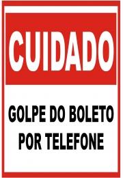 CUIDADO - Empresas falsas aplicam golpe por telefone