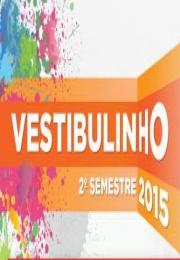 INSCRIÇÕES ABERTAS  - Processo Seletivo Vestibulinho 2º Semestre/2015  - ETEC