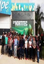 Empresários do Setor Rural, com o apoio da Acil, visitam a Hortitec 2015