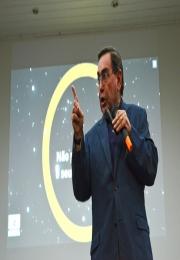 Palestra: Os Grandes Desafios e os Potenciais para um Futuro Melhor arrecada recursos para Entidades Lemenses