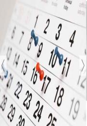 Para sua melhor programação confira a relação de todos os feriados e datas comemorativas em 2015