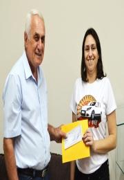 Arrecadação da Palestra do Prof. Marins é doada para Apae, Lar São Francisco e Abrigo São Vicente de Paulo