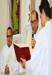 5ª Acil Rural é encerrada com Missa Sertaneja celebrada pelo Padre João Delmiglio