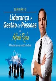 OPORTUNIDADE - participe do Seminário Liderança e Gestão de Pessoas com Alfredo Rocha