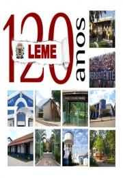 Começam as festividades dos 120 anos do município de Leme