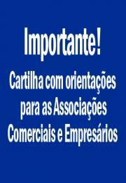 Orientações ao Comerciante - FACESP e IPEM-SP