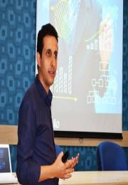 Curso de lançamento da ENEL destacou os desafios da gestão e as competências de um gestor bem-sucedido