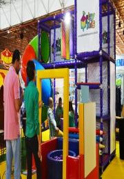 Empresa Lemense Play Kids participa como expositora na Feira Equipotel