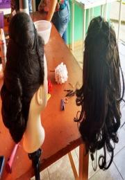 Grupo Emprebeauty realiza treinamento prático de penteados