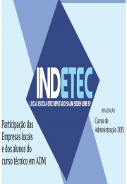 Acil participará da Semana de Administração da ETEC