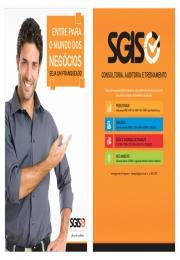 SGISO irá lançar sistema de franquias na Feira do Empreendedor 2016
