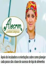 Satisfação pessoal que gera lucro - Alecrim Produtos Naturais no Jornal de Negócios do Sebrae-SP