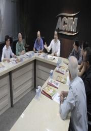 Acil visita a Associação Comercial de Maringá PR