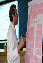 Oficina Sei Empreender auxiliou participantes na descoberta de seus potenciais empreendedores