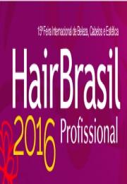 Visite a HAIR BRASIL - 15ª Feira Internacional de Beleza, Cabelos e Estética