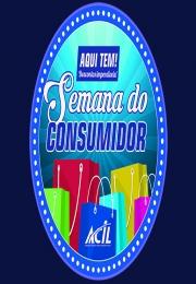 Vem aí a SEMANA DO CONSUMIDOR! Dias 22 e 23 de abril, participe e presenteie seus clientes com super descontos!