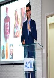 Palestra apresentou tendências para o futuro das empresas
