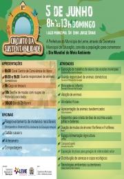 Leme comemora Dia do Meio Ambiente com Circuito da Sustentabilidade neste domingo, 05/06