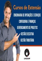 Inscrições abertas para cursos de Especialização na FCA Unicamp (ASSOCIADOS DA ACIL TÊM 50% DE DESCONTO!)