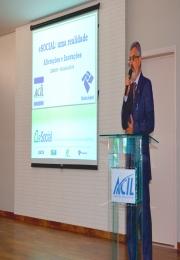Palestra discute e apresenta alterações e inovações do e-Social
