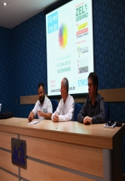Acil recebe autoridades e convidados para apresentação do PROGRAMA CIDADES SUSTENTÁVEIS