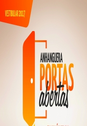 Anhanguera - Vestibular - 2017 - Estude já sem pagar nada agora! Saiba mais.