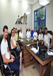 Parceiros da Acil se reúnem com nossa equipe para a criação de evento focado nos produtos e serviços da Associação