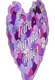 Criarte realiza Feira do Dia das Mães com exposição de artesanato, bazar e oficinas - Prestigie