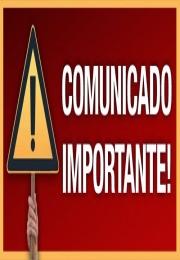 ATENÇÃO - Comunicado para usuários dos planos de saúde São Francisco e Unimed